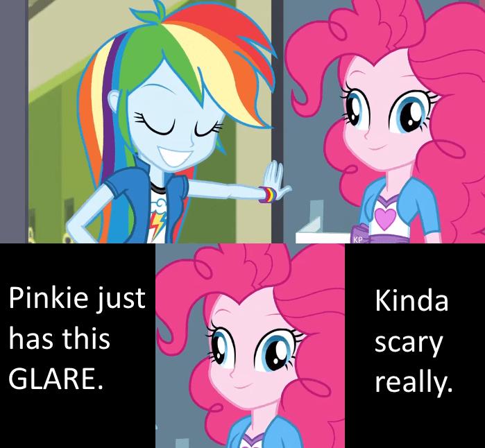 That GLARE