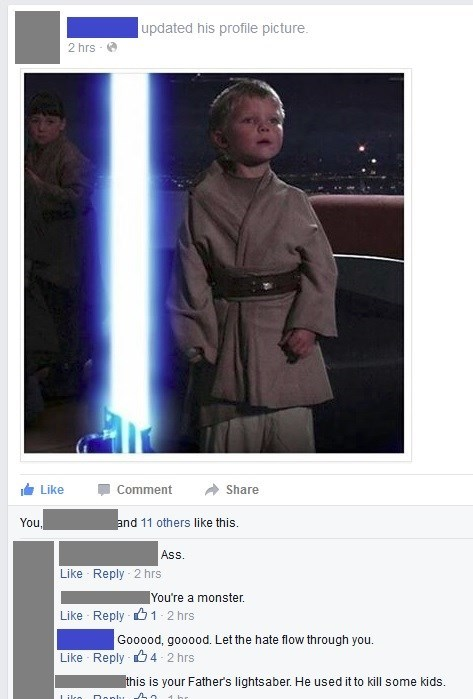 star wars,facebook