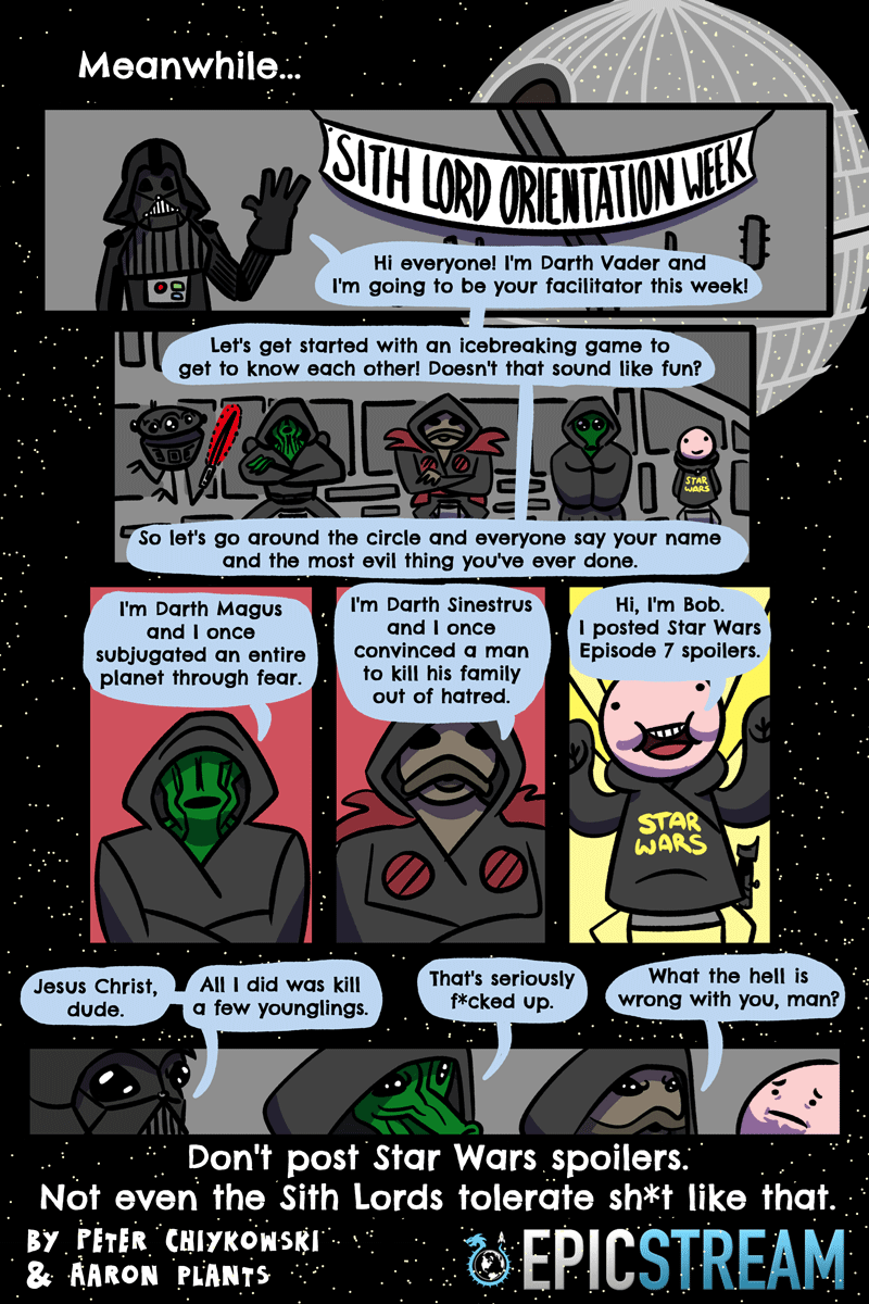 star wars sith spoilers - 8596140800