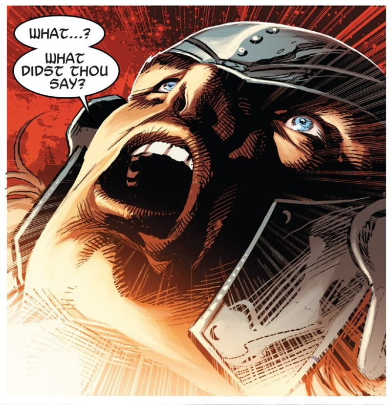 marvel my face when Thor rumors - 8596191488