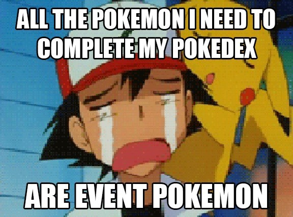 events,First World Problems