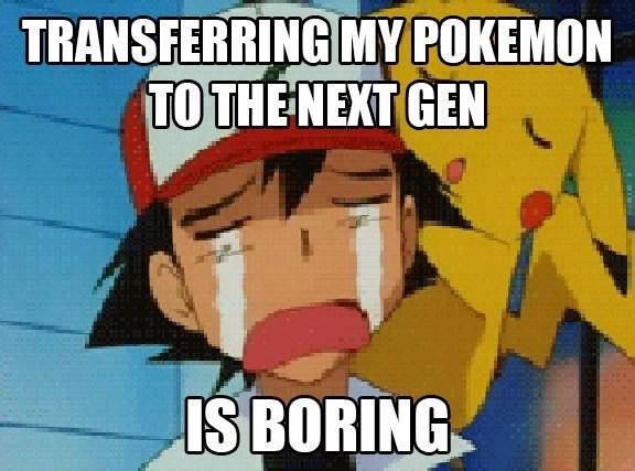 Pokémon First World Problems - 8596280832