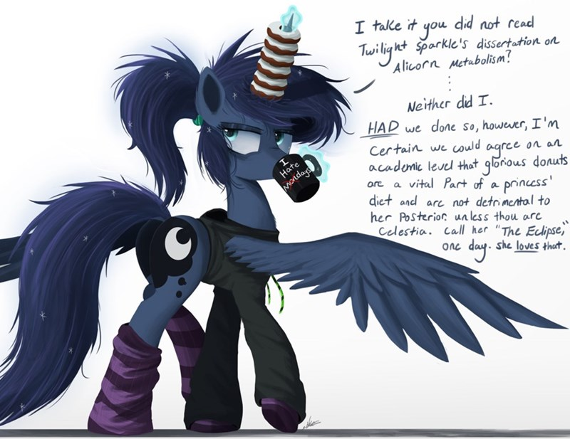 princess luna - 8596545024