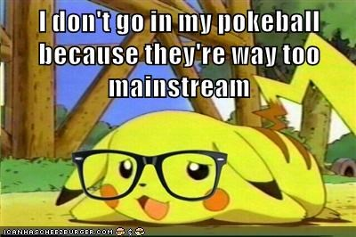 pikachu mainstream