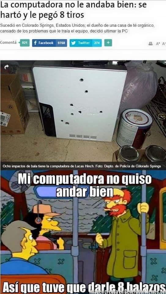 computadora ultimada