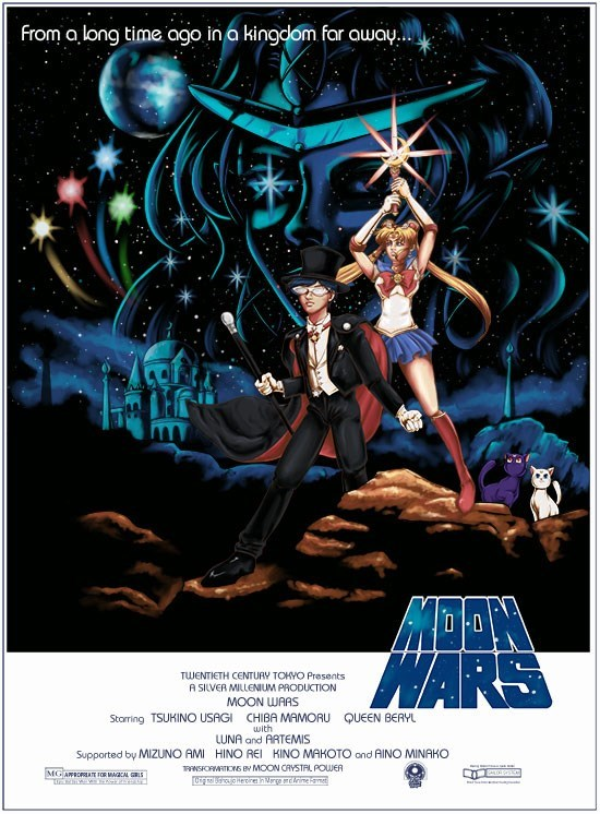 star wars sailor moon - 8596902400