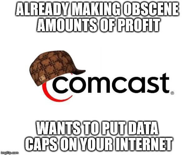 comcast,scumbag hat