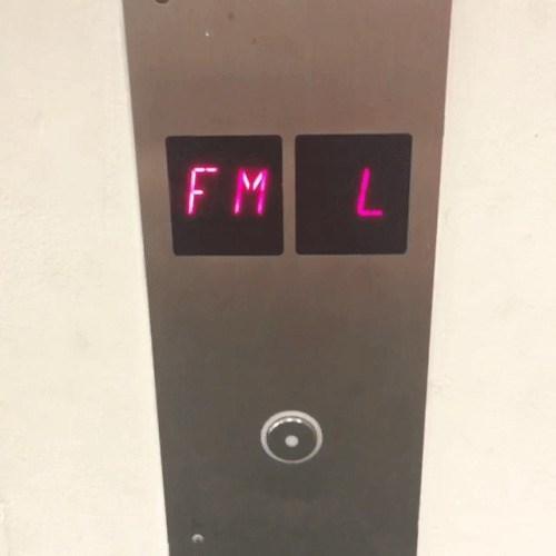 funny memes elevator fml
