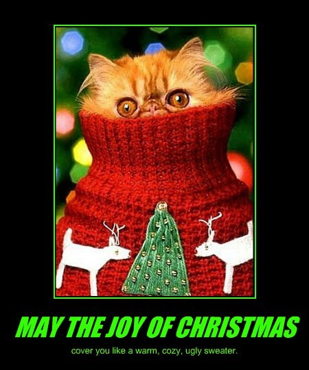 MAY THE JOY OF CHRISTMAS