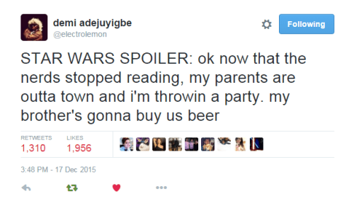 star wars spoiler to get rid of nerds