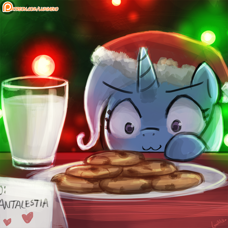 christmas the great and powerful trixie - 8598234624