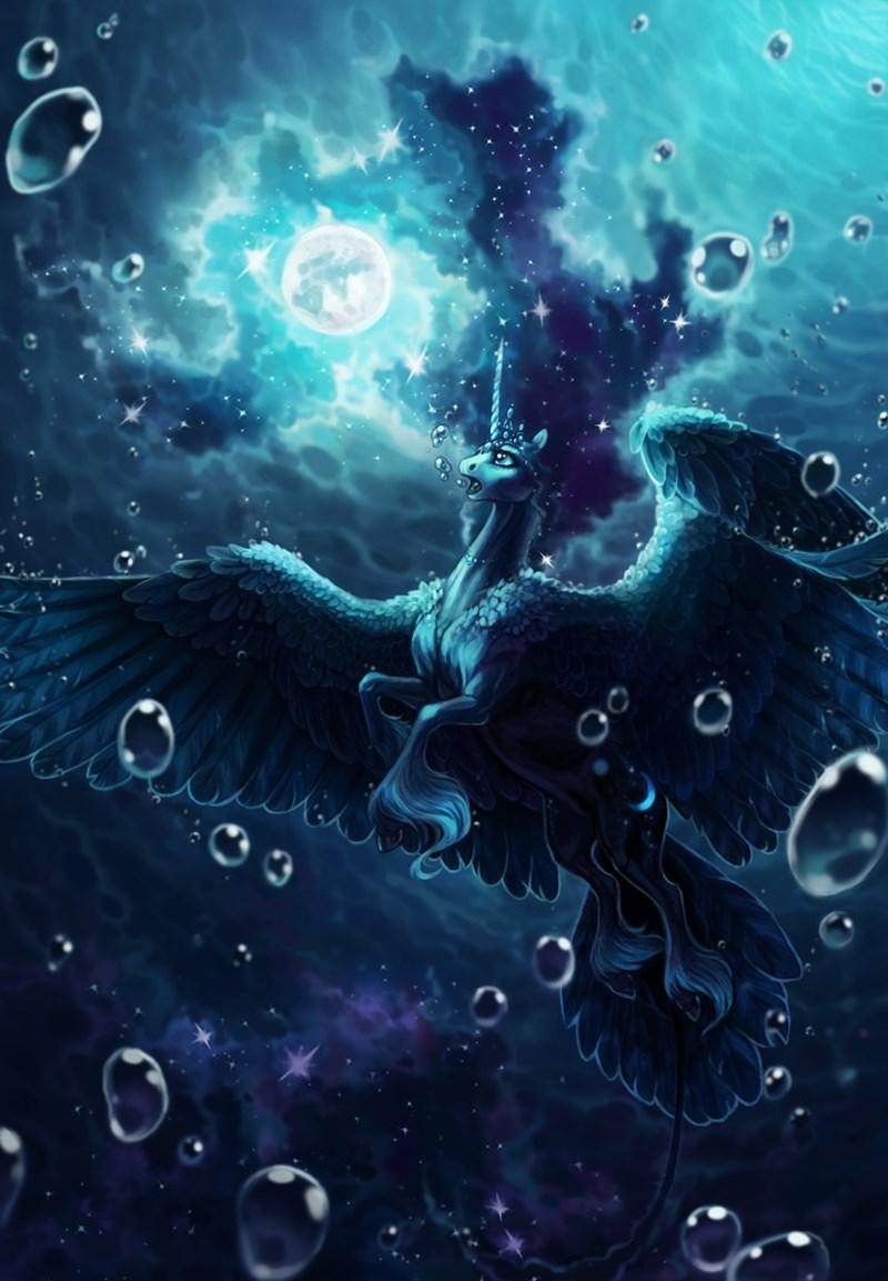 princess luna - 8598409472