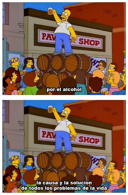 alcohol y problemas