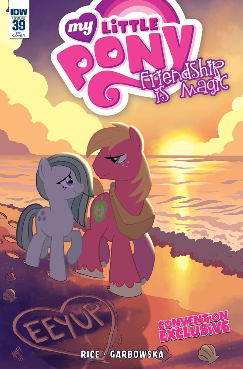marble pie comics Big Macintosh