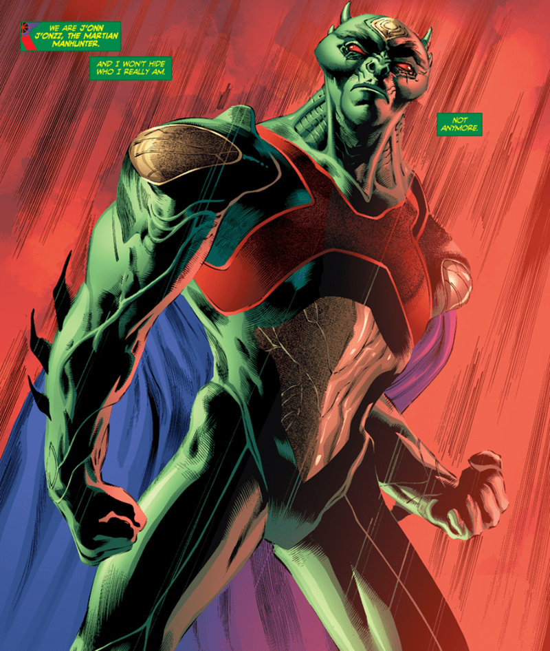 martian manhunter - 8598592768