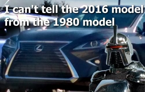 scifi cars Battlestar Galactica lexus - 8598691840