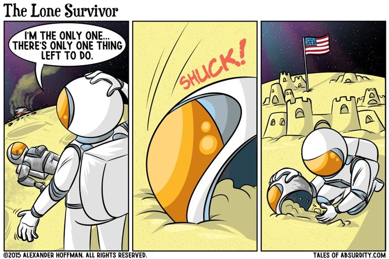 astronaut web comics - 8599016960