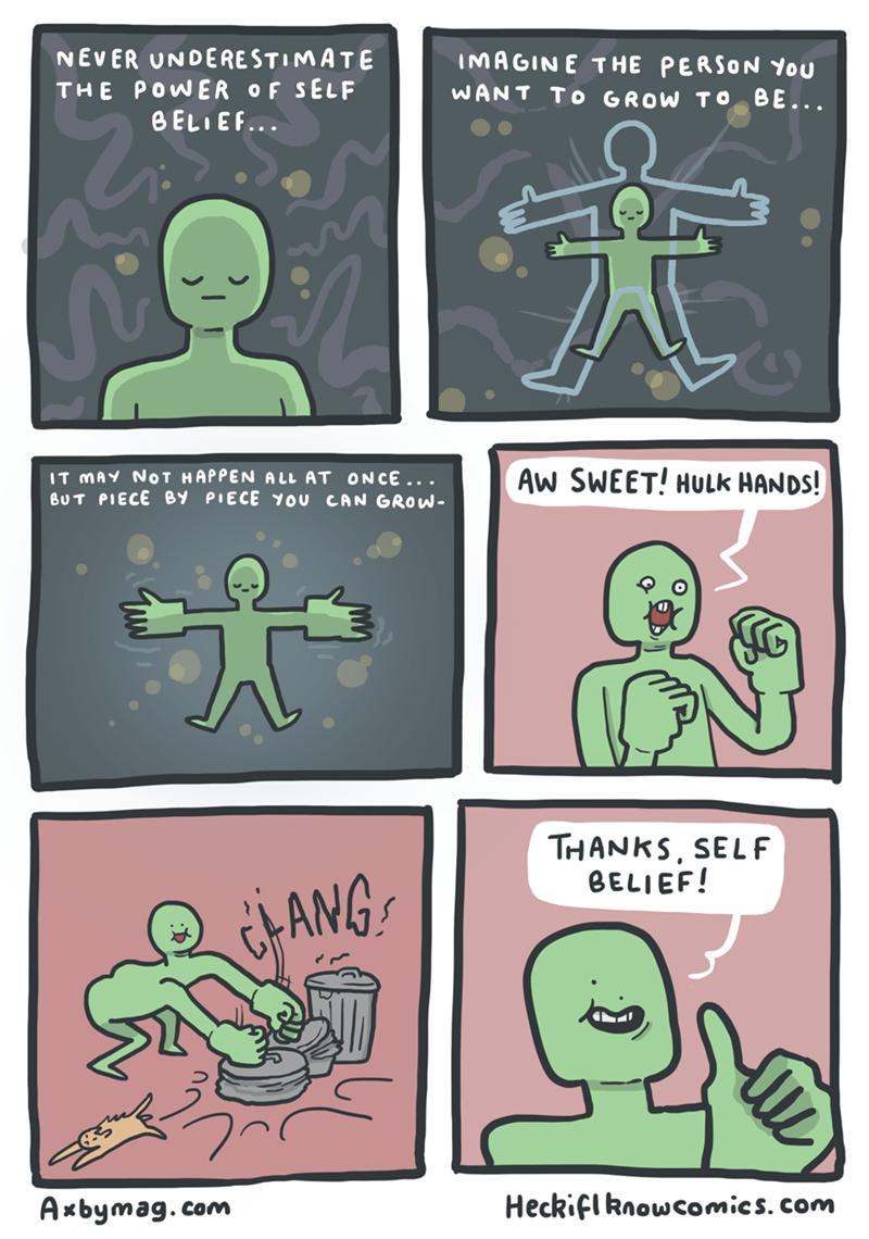web comics believe in hulk hands