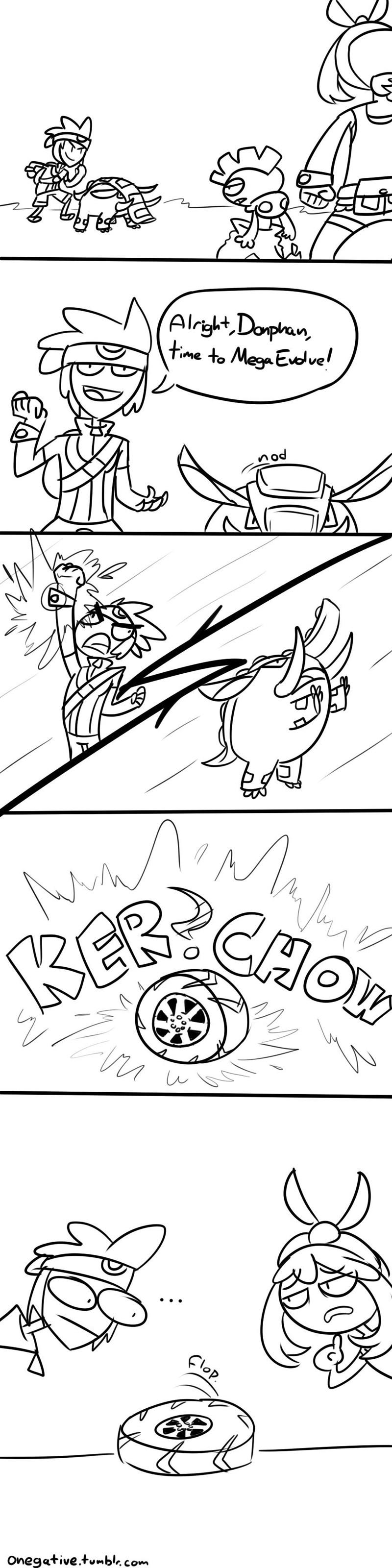 pokemon memes mega donphan