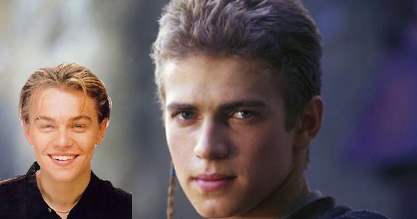 Leonardo DiCaprio Was Almost Cast as Anakin Skywalker in 'Attack of the Clones'