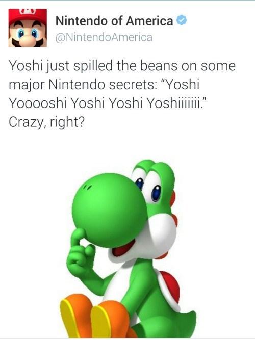 video games yoshi nintendo secrets