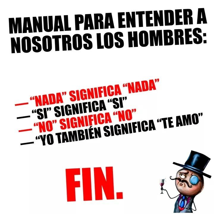 manual masculino