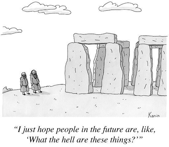 prank,stonehenge