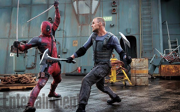 new stills from deadpool 2016