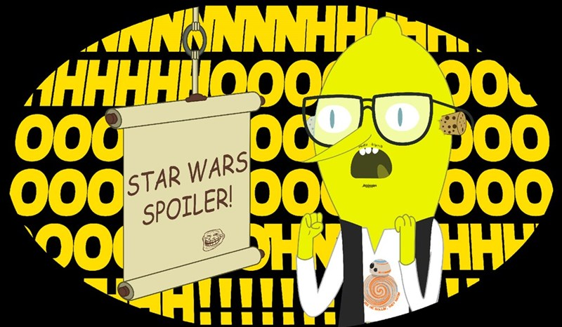 lemongrab crossover star wars cartoons - 8600222720