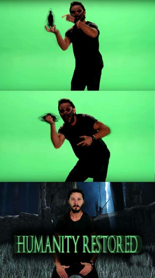 video game memes shia labeouf dark souls
