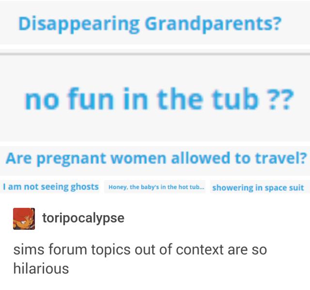 context,The Sims