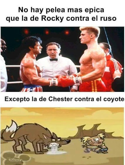 pelea epica