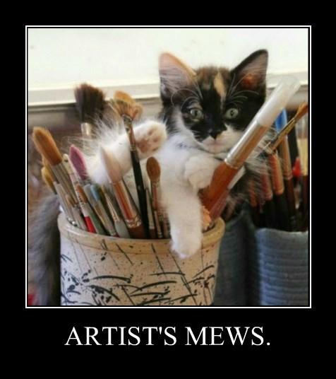 ARTIST'S MEWS.