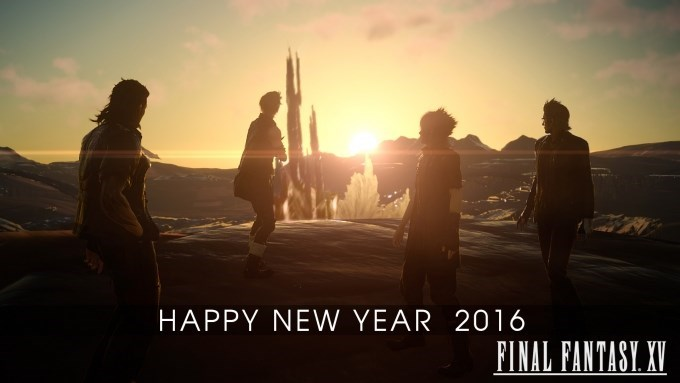 final fantasy xv confirmed 2016 release