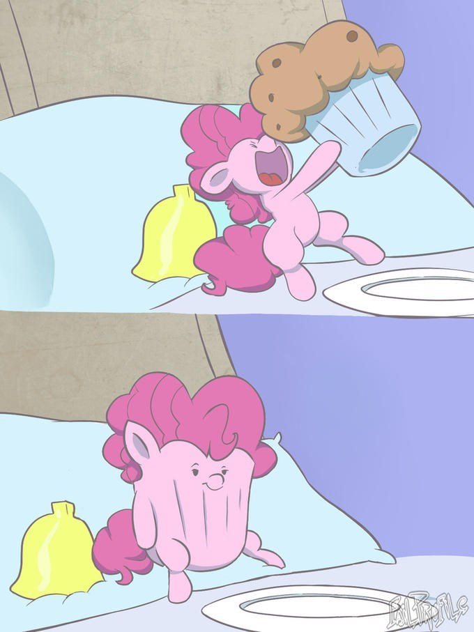 Tom and Jerry pinkie pie cartoon physics