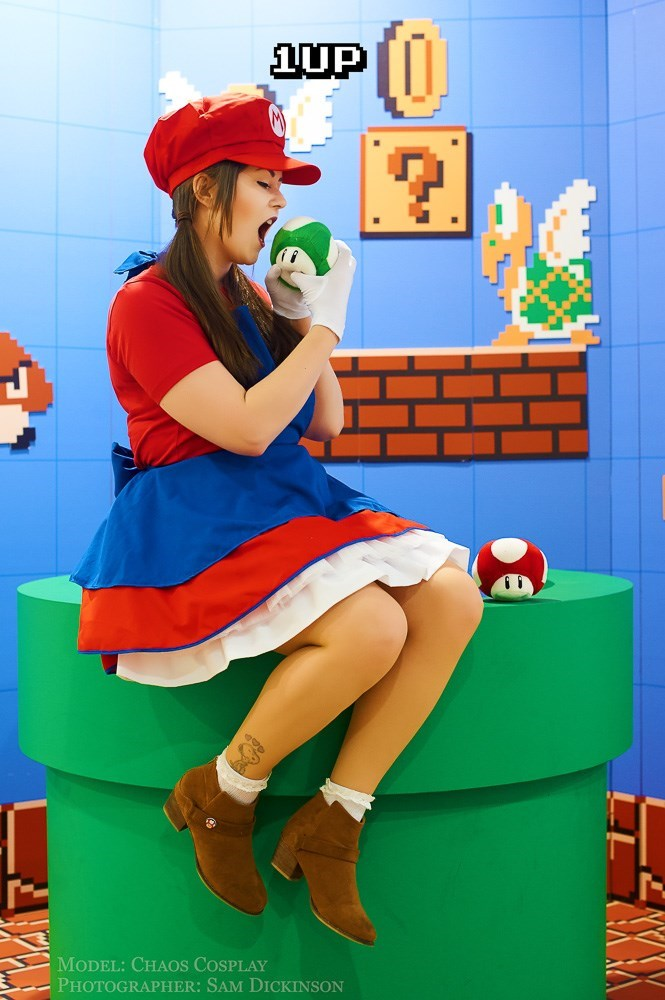 cosplay,Super Mario bros