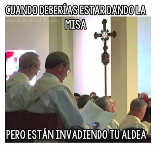 dar misa