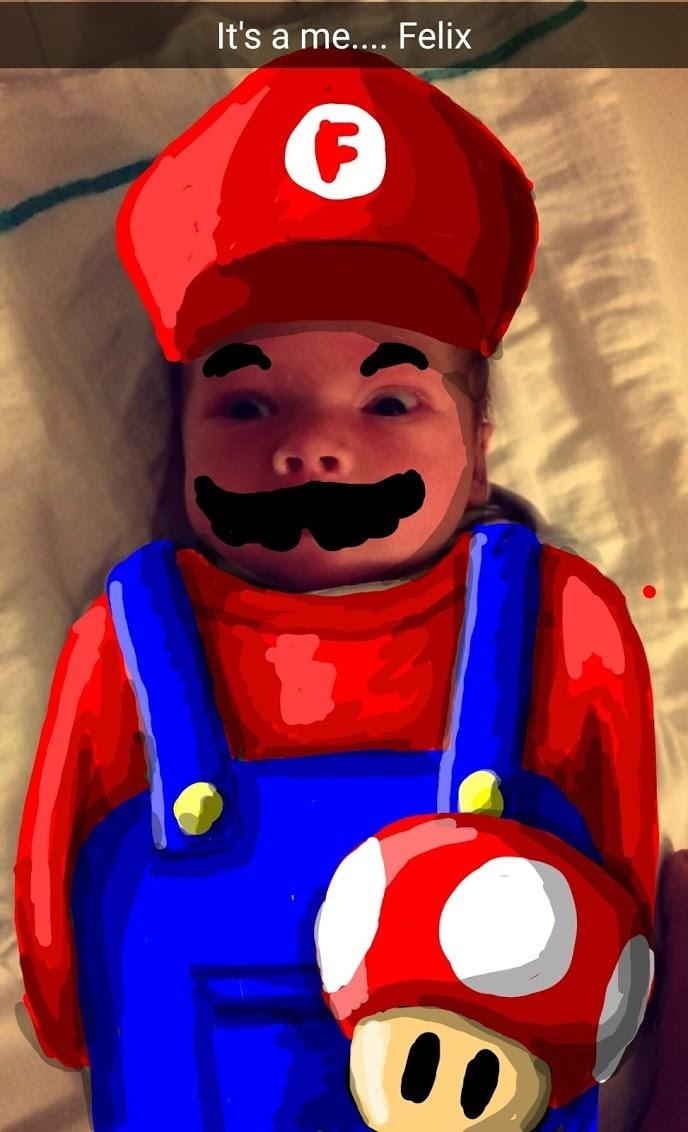 Mario - It's a me.... Felix