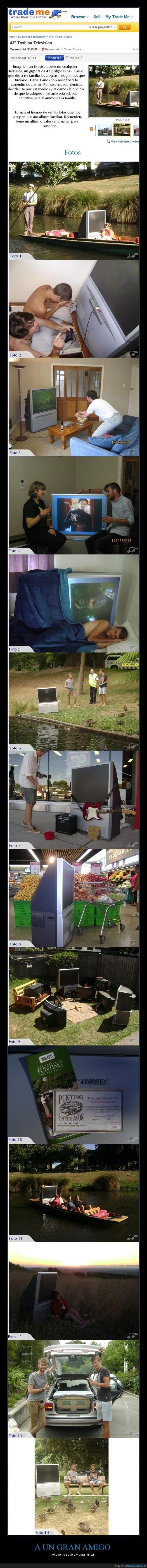 vender la tele