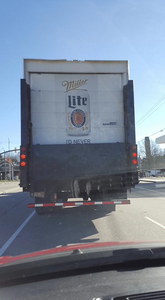 beer irony win trucks - 8601945344