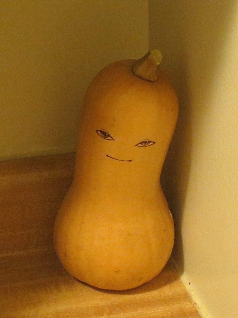 You Gotta be Out of Your Gourd