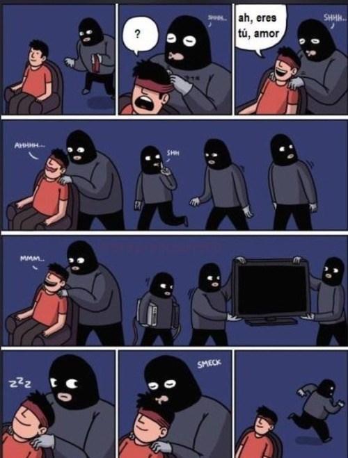 ladron amoroso