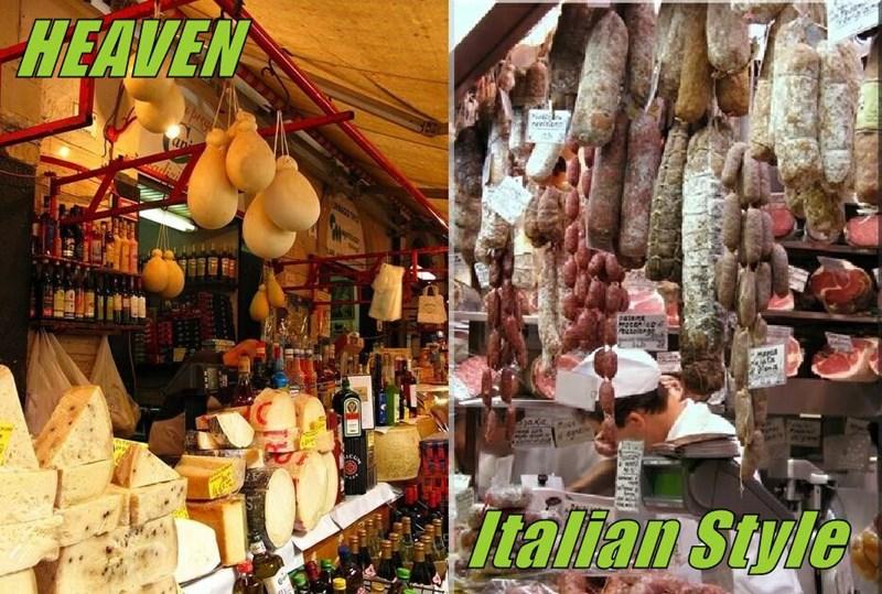 HEAVEN                                      Italian Style