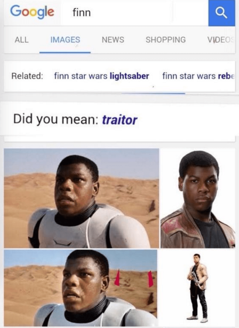 scifi star wars finn - 8602418688
