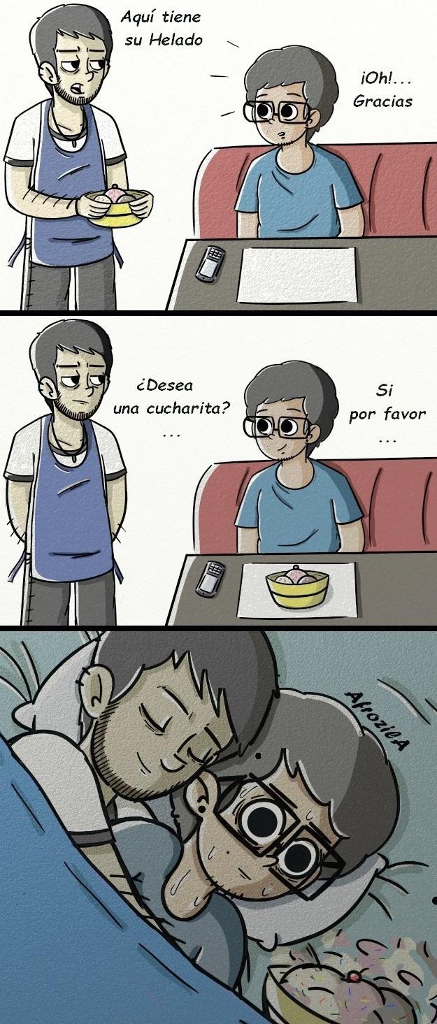 quieres cucharita