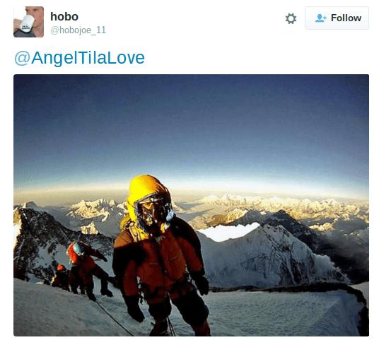 Mountainous landforms - hobo Follow @hobojoe_11 @AngelTilaLove