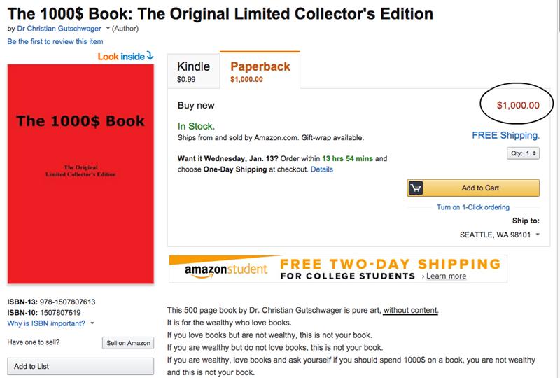 amazon blank book - 8602823936