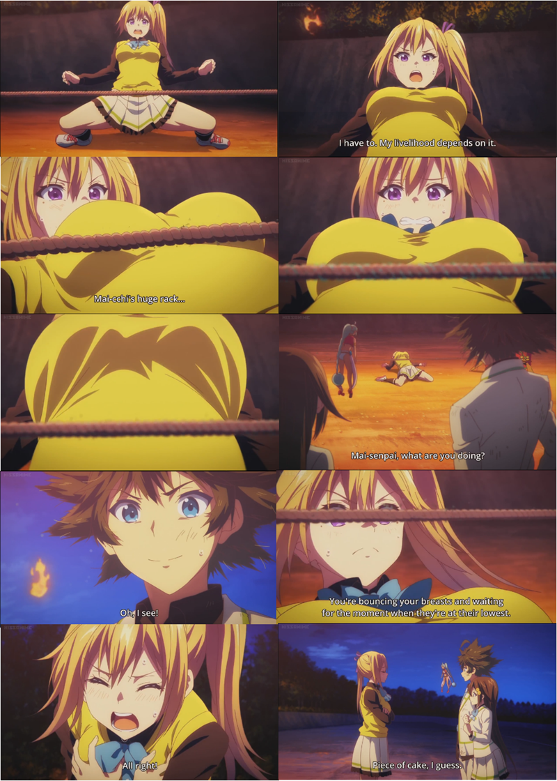 Musaigen no Phantom World anime - 8602903296