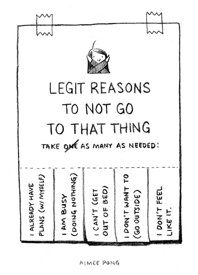 web comics legit reasons to not go