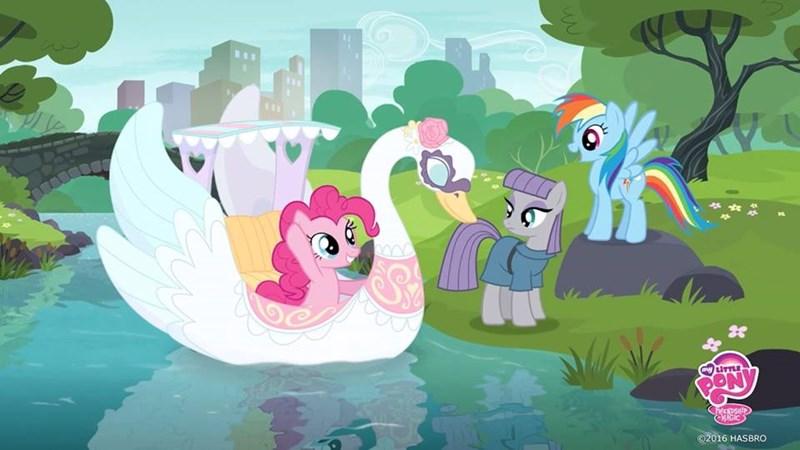 pinkie pie,maud pie,rainbow dash